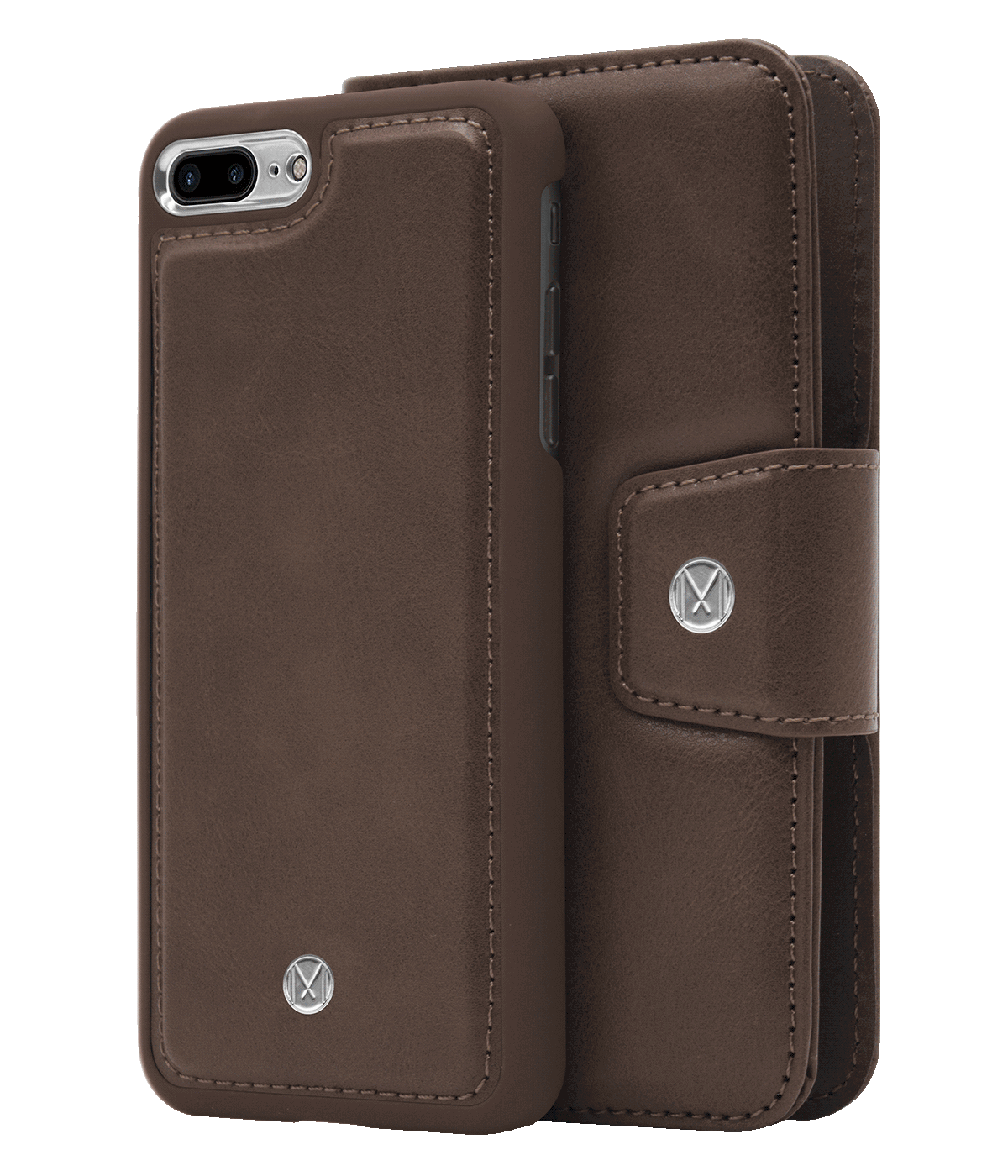 3a70f02f635 Magnetic Flip Case   Wallet   iPhone 8 Plus